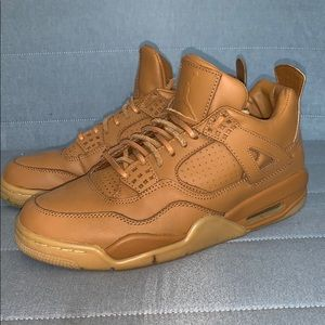 Jordan Wheat 4 Size 8.5
